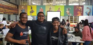 Mint Group Developers at GirlCodeZA